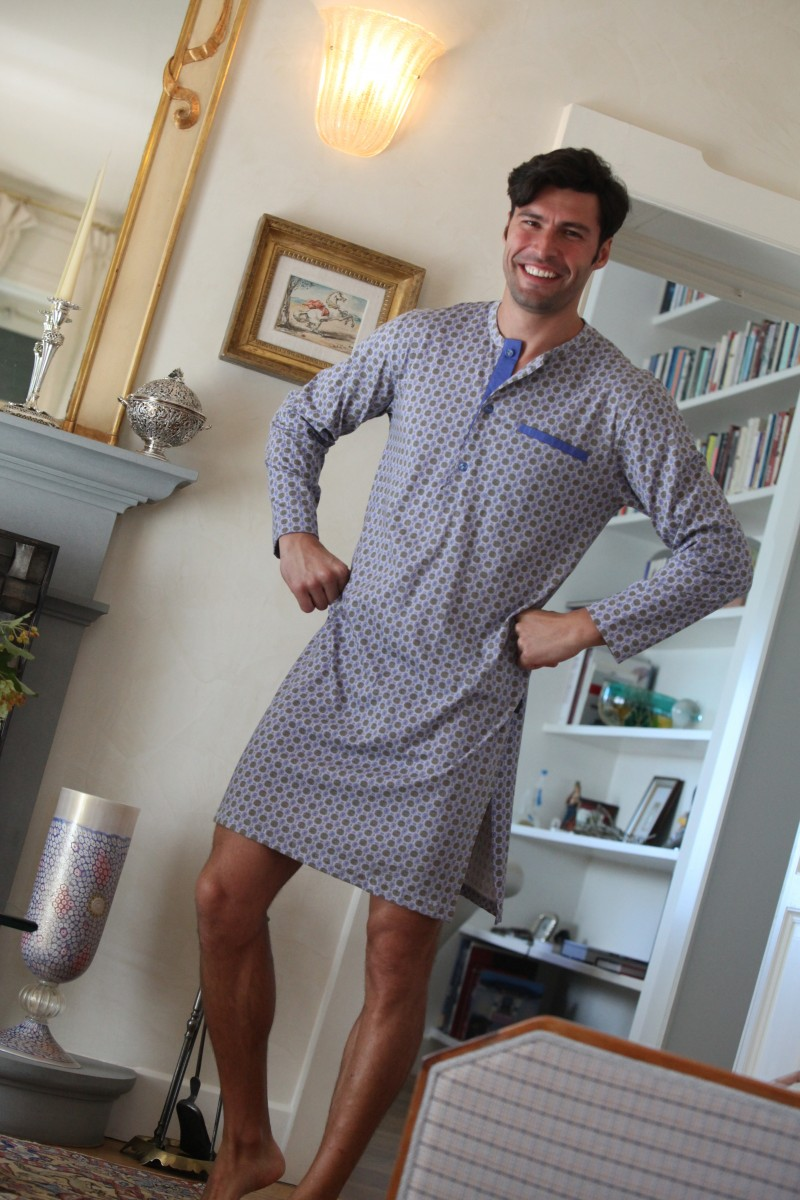 Mens Nightgown - Creazioni Bip Bip