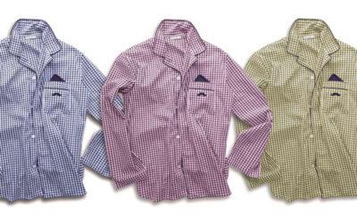 I pigiami made in Italy di Creazioni Bip Bip a Parigi, Anversa e Firenze